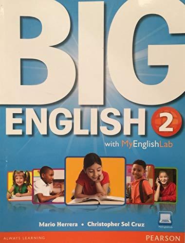 9780133044959: Big English 2 Student Book with MyEnglishLab