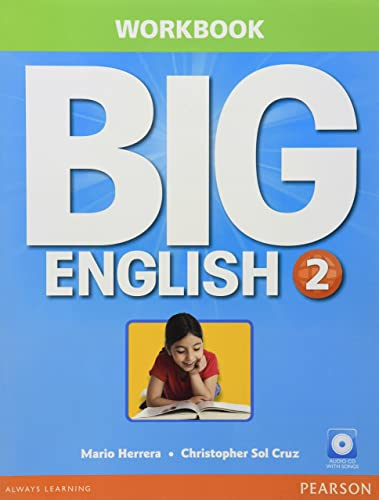 9780133044966: Big English 2 Workbook w/AudioCD