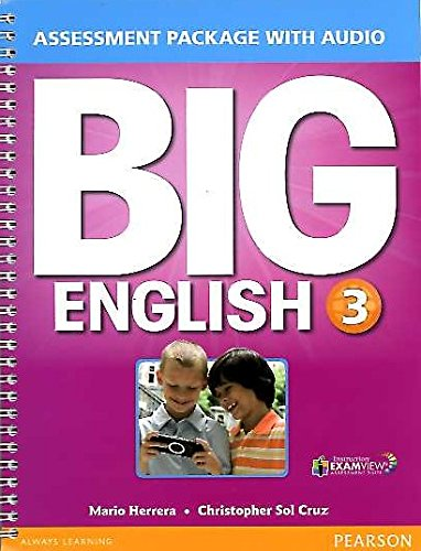 9780133044973: BIG ENGLISH 3 ASSESSMENT WITH