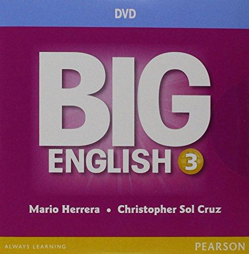 9780133044997: Big English 3 DVD