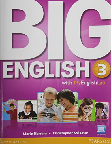 9780133045017: Big English 3 Student Book with MyEnglishLab