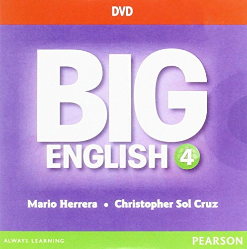 9780133045062: Big English 4 DVD