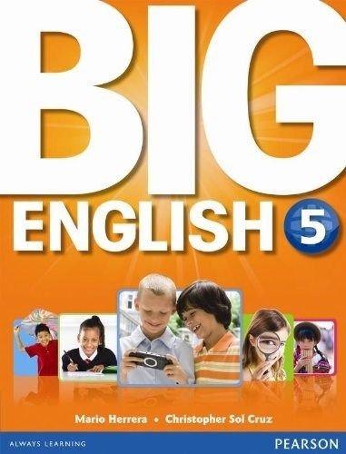 9780133045178: Big English 5 Student Book with MyEnglishLab
