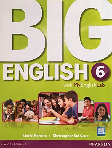 9780133045239: Big English 6 Student Book with MyEnglishLab