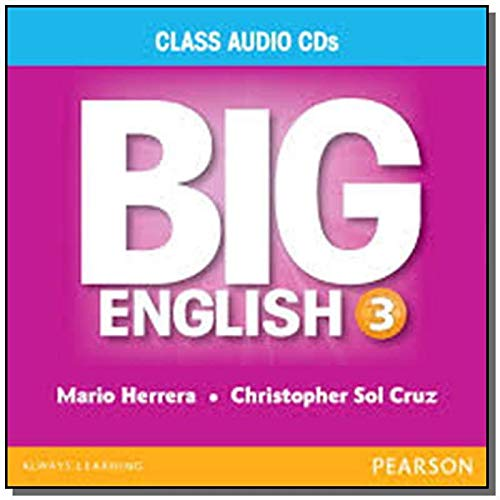 9780133045352: BIG ENGLISH 3 (AMERICAN) - ACTIVE TEACH