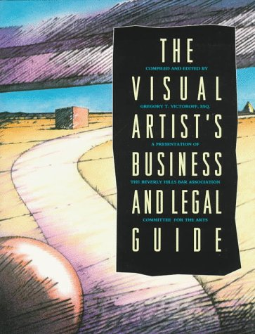 9780133045932: Visual Artist's Business and Legal Guide