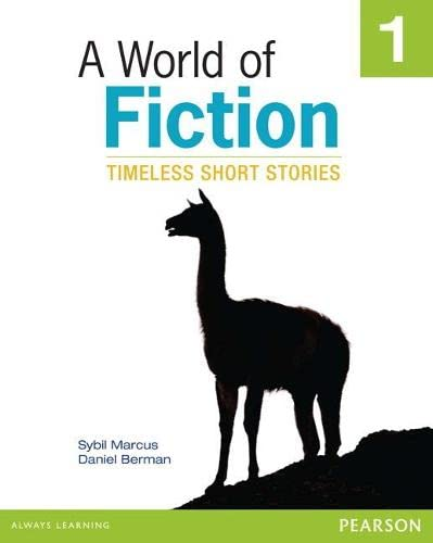 9780133046168: A World of Fiction 1: Timeless Short Stories