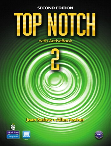 9780133046564: Top Notch 2 with ActiveBook, MyLab, and Workbook Pack (2nd Edition)