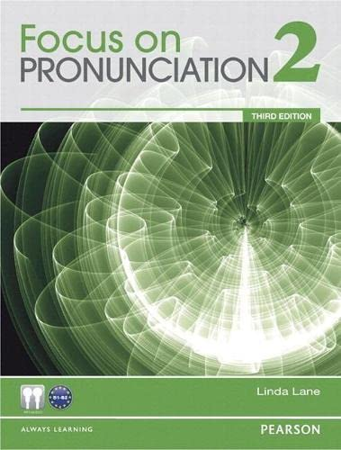 9780133046830: Value Pack: Focus on Pronunciation 2 Student Book and Classroom Audio CDs
