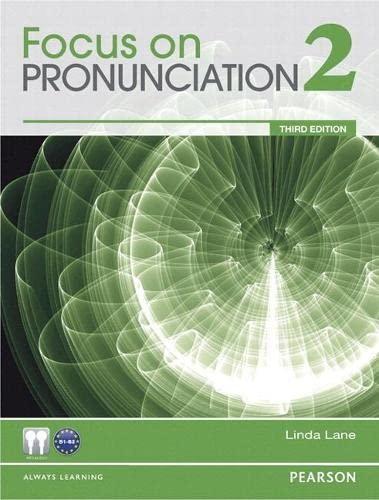 9780133046830: Focus on Pronunciation 2