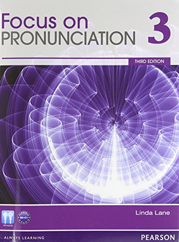 9780133046854: Value Pack: Focus on Pronunciation 3 Student Book and Classroom Audio CDs