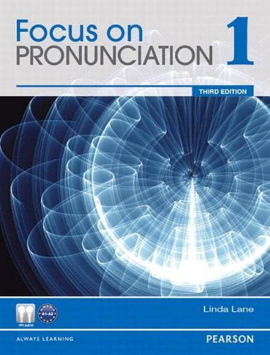 9780133046861: Focus on Pronunciation 2, 3rd Edition
