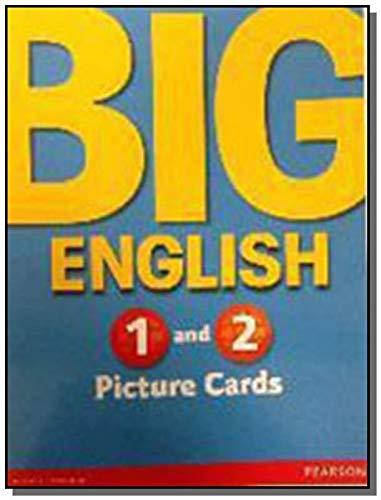 Big English 1 - 2 Picture Cards: Mario Herrera; Christopher Sol Cruz