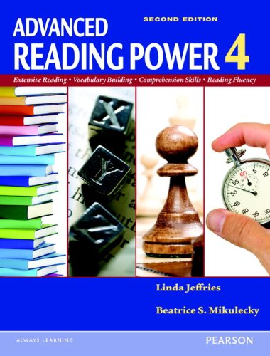 9780133047172: Advanced Reading Power 4 Student Book