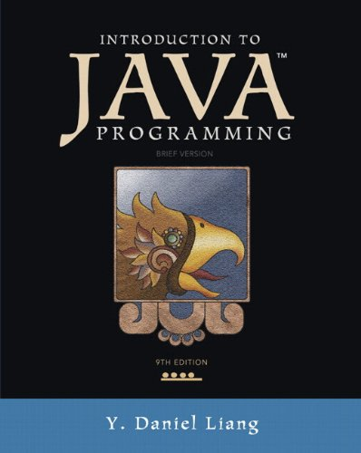 9780133050561: Introduction to Java Programming, Brief Version plus MyProgrammingLab with Pearson eText -- Access Card Package (9th Edition)