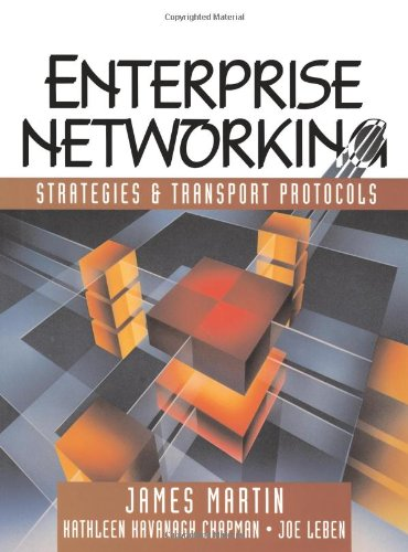 9780133051865: Enterprise Networking: Strategies and Transport Protocols