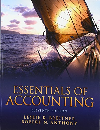9780133052374: Essentials of Accounting Plus NEW MyAccountingLab with Pearson eText -- Access Card Package (11th Edition)