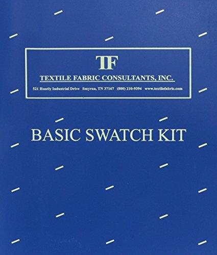 9780133053753: TFC Swatch Kit for Textiles: Basics
