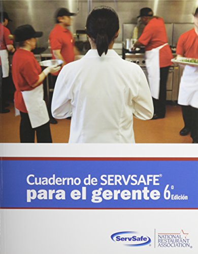 9780133055511: ServSafe ManagerBook Spanish with Answer Sheet (6th Edition) (MyServSafeLab Series)