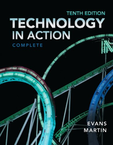 9780133056228: Technology In Action, Complete (10th Edition)