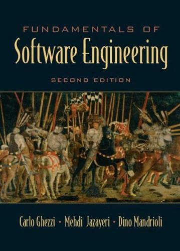 9780133056990: Fundamentals of Software Engineering