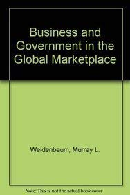 9780133057072: Business and Government in the Global Market Place