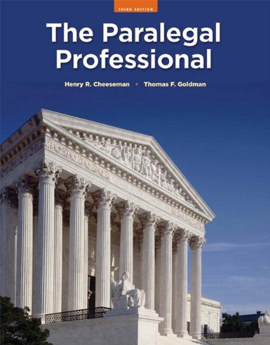 9780133058949: Paralegal Professional, The Plus NEW MyLegalStudiesLab and Virtual Law Office Experience with Pearson eText -- Access Card Package (3rd Edition)