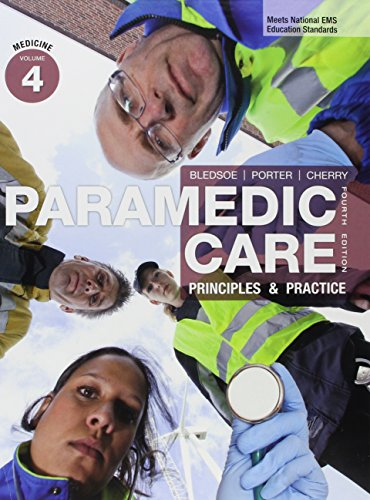 9780133058963: Paramedic Care: Principles and Practice, Vols 4-7