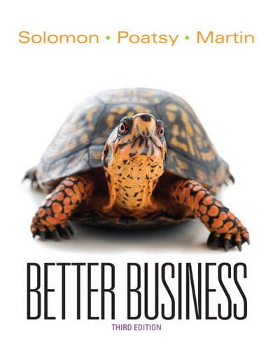 9780133059045: Better Business (3rd Edition)