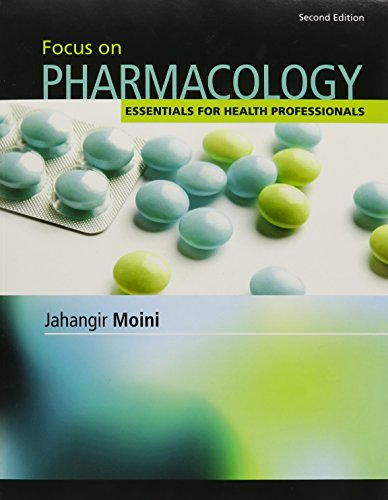 Focus on Pharmacology, and Technology In Action: Moini, Jahangir