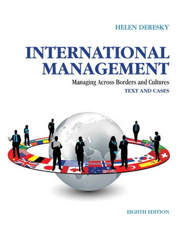9780133062120: International Management: Managing Across Borders and Cultures, Text and Cases (8th Edition)