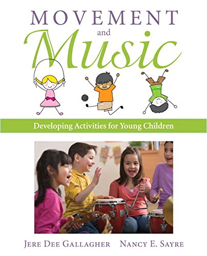 9780133065688: Movement and Music: Developing Activities for Young Children