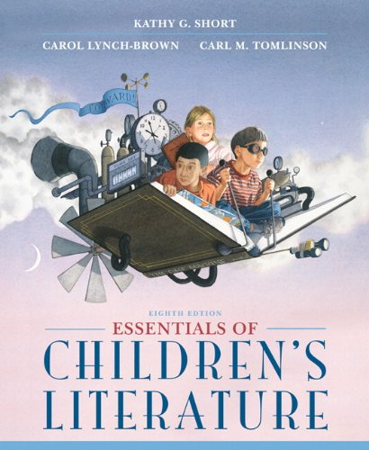 9780133066739: Essentials of Children's Literature (8th Edition) (Myeducationkit)