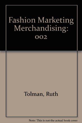 9780133067217: 002: Fashion Marketing and Merchandising