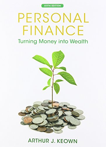 9780133067439: Personal Finance: Turning Money into Wealth and Student Workbook (The Prentice Hall Series in Finance)