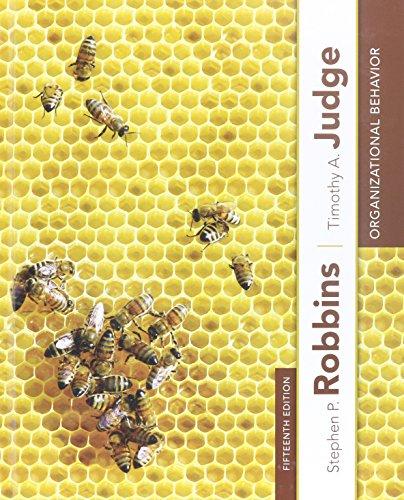 9780133071221: Organizational Behavior [With Workbook]
