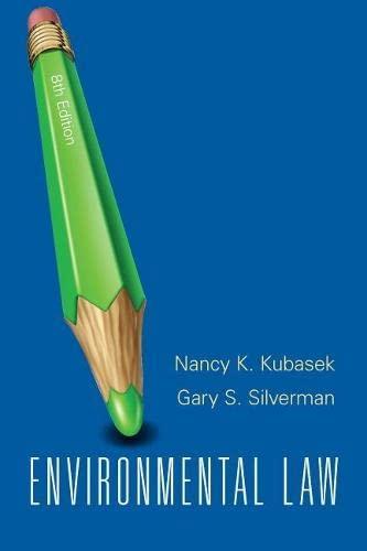 9780133075281: Environmental Law (8th Edition)