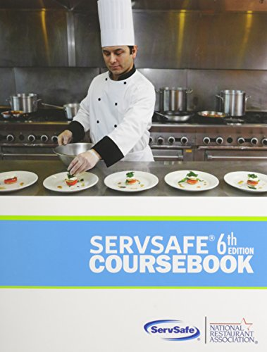 9780133075847: ServSafe Coursebook (6th Edition)