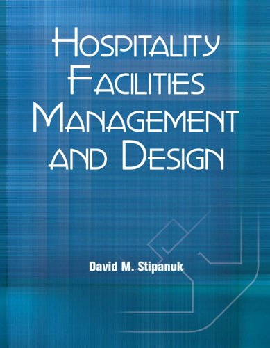 9780133076691: Hospitality Facilities Management and Design with Answer Sheet (AHLEI) (3rd Edition) (AHLEI - Facilities Management)
