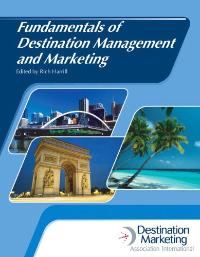 9780133076929: Fundamentals of Destination Management and Marketing with Answer Sheet (AHLEI) (AHLEI - Travel and Tourism)