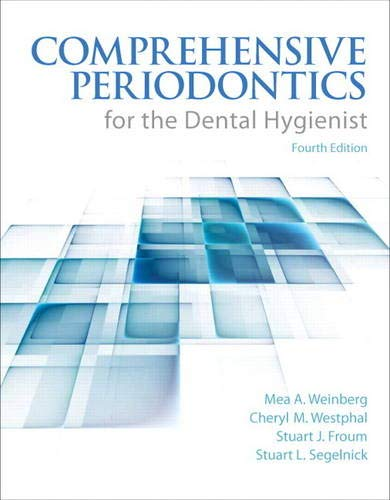 9780133077728: Comprehensive Periodontics for the Dental Hygienist (4th Edition)