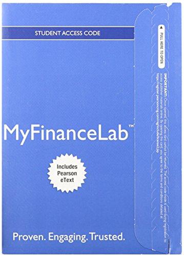NEW MyFinanceLab with Pearson eText -- Access: Smart, Scott B.^Gitman,