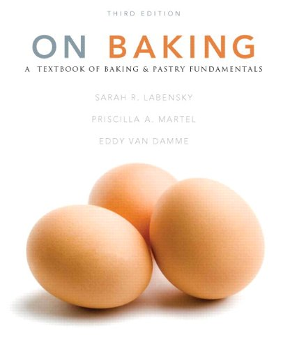 On Baking Plus 2012 MyCulinaryLab with Pearson eText -- Access Card Package (3rd Edition): Labensky...