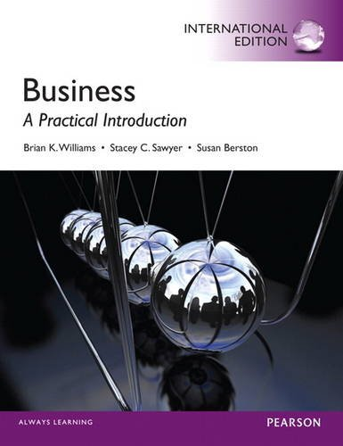 9780133080704: Business: A Practical Introduction