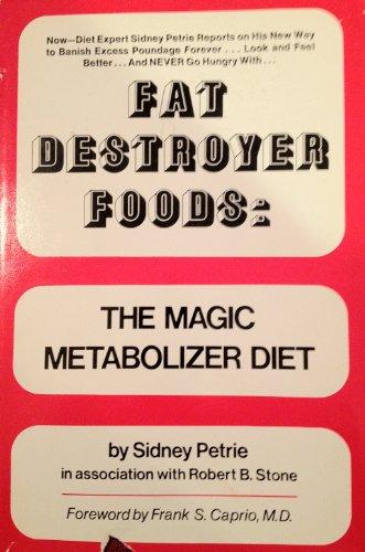 9780133080803: Fat Destroyer Foods