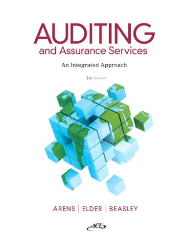 9780133081602: Auditing and Assurance Services Plus NEW MyAccountingLab with Pearson eText -- Access Card Package (14th Edition)