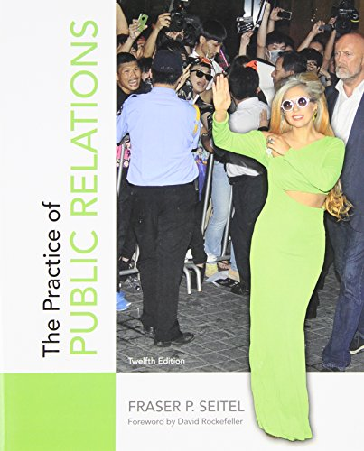 9780133083576: Practice of Public Relations, The