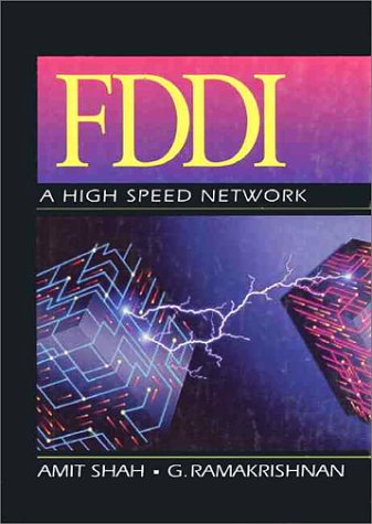 9780133083880: FDDI: A High Speed Network