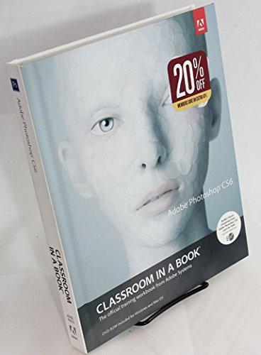 9780133085198: Adobe Photoshop CS6 Classroom in a Book [Hardcover]