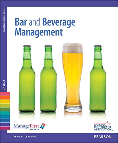 9780133086546: Bar & Beverage Management with Answer Sheet and Exam Prep -- Access Card Package